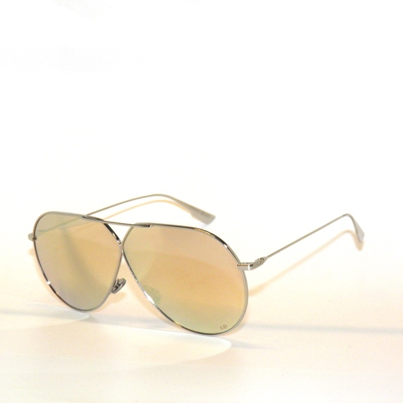 4fbcf3c754 Dior Stellaire 3 010SQ Palladium Gold Sunglasses